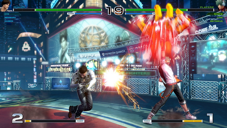 Ultimate-издание файтинга The King of Fighters XIV вышло на PS4 в PlayStation Store